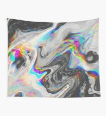 CONFUSION IN HER EYES THAT SAYS IT ALL Wall Tapestry