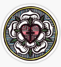 Luther Rose Sticker