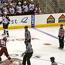Avalanche vs Coyotes 12-31-05 by Judson Joyce