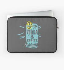 Vodka & Sprite Laptop Sleeve
