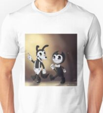 Lil' bendy and boris Unisex T-Shirt
