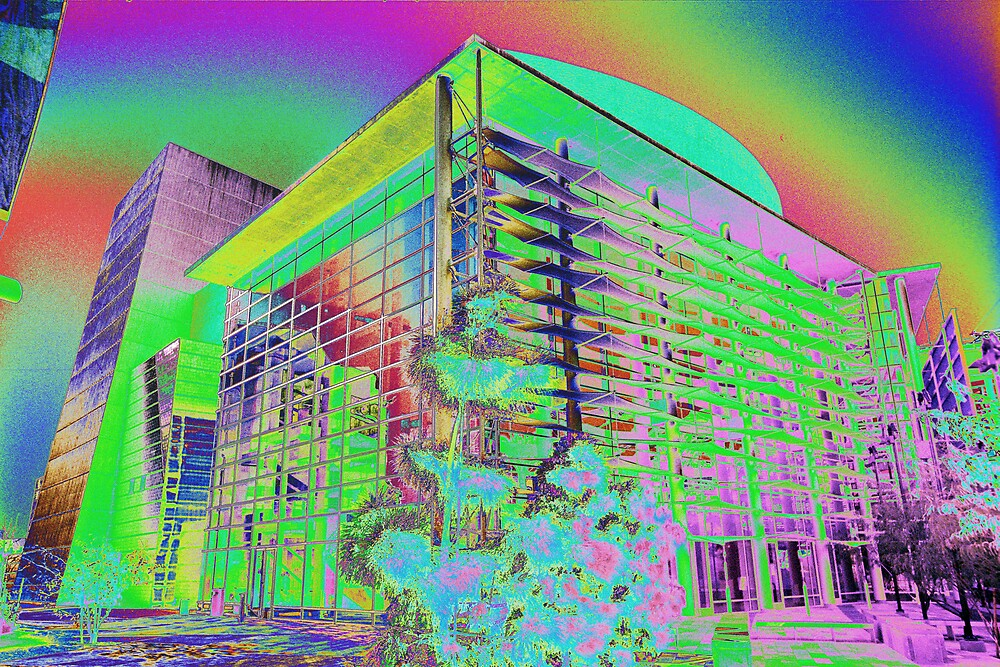 Mesa Art Center #1 by Habenero