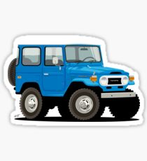 1970 · Toyota FJ40 Land Cruiser  Sticker