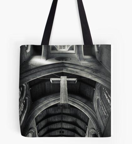The Cross. Tote Bag