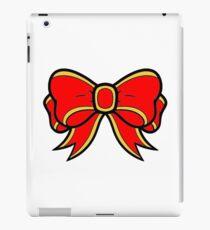 Christmas Bow iPad Case/Skin
