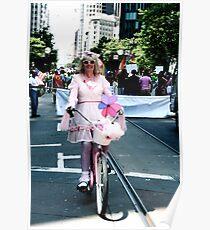 Strolling @ SF Pride Poster