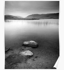 Moody Lough Beagh Poster