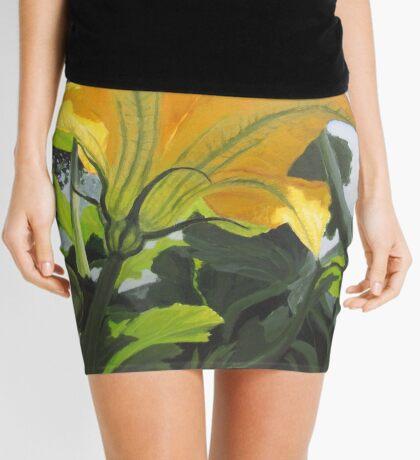 Squash Blossom Mini Skirt