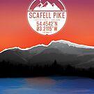 Three Peaks Series : Scafell Pike by Alex Banks