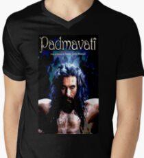 Padmavati - Khilji Men's V-Neck T-Shirt