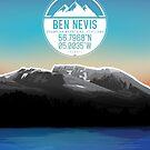 Three Peaks Series : Ben Nevis by Alex Banks