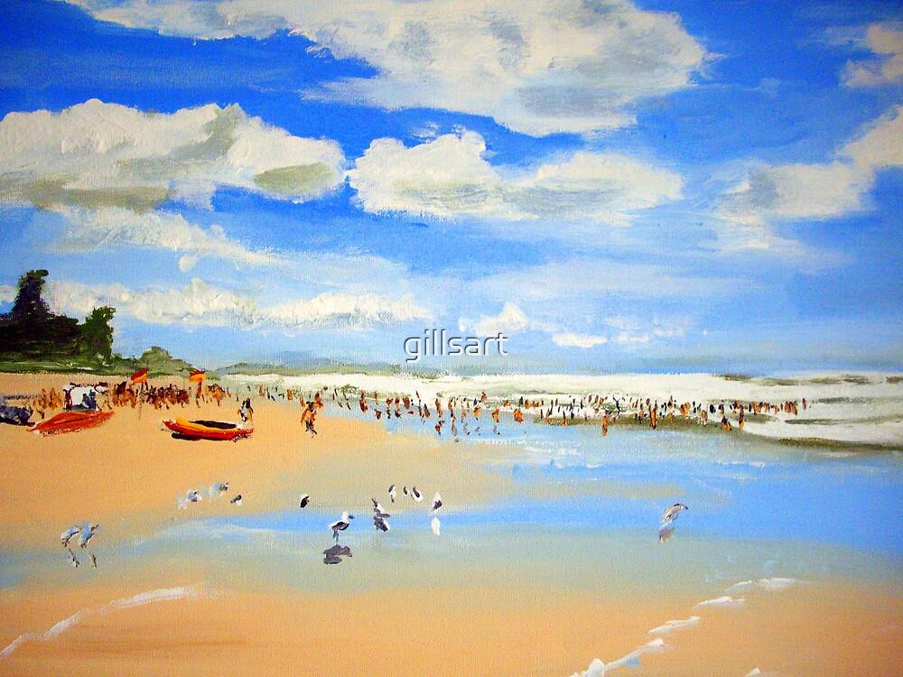 Coolum Beach  by gillsart