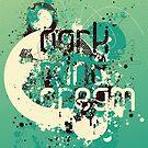 Dark.Mint.Cream by Alex Banks