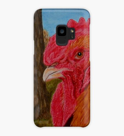 Roosters Case/Skin for Samsung Galaxy