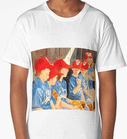 Yer Up! Long T-Shirt