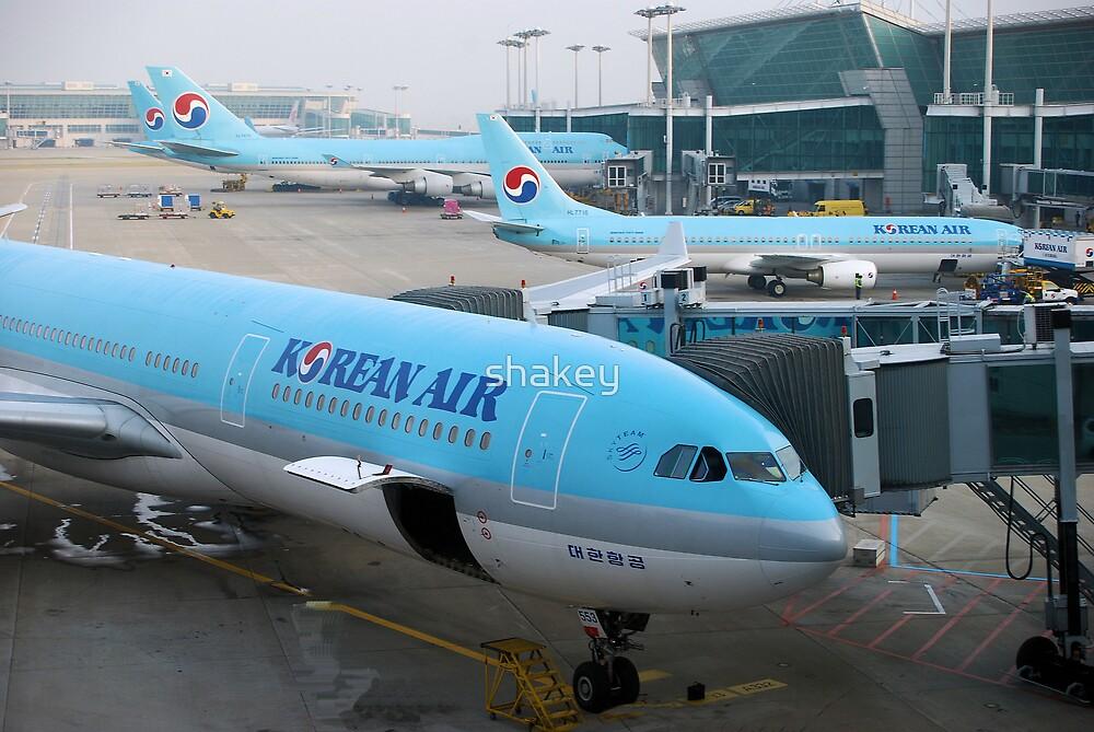 Incheon Korea by shakey