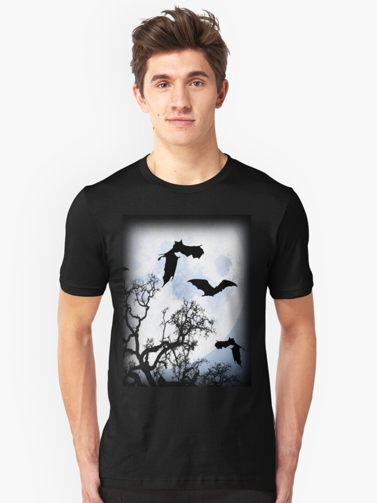 Dreamy Nights Tee Unisex T-Shirt Front