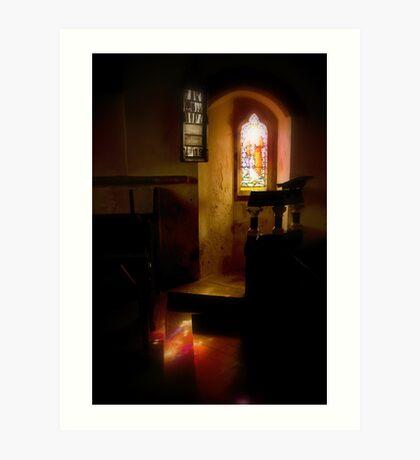 Spiritual Reflections Art Print