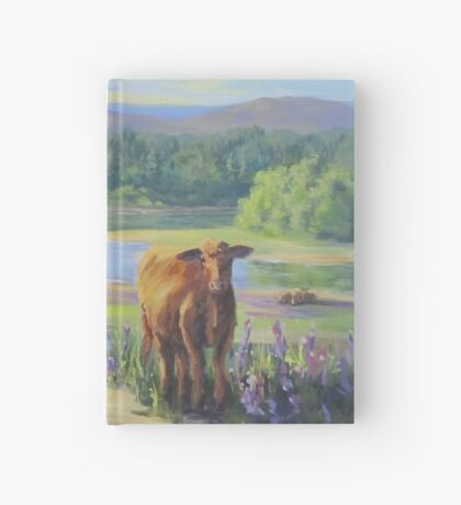 Morning Walk Hardcover Journal