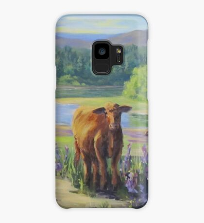 Morning Walk Case/Skin for Samsung Galaxy
