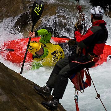Adidas Sickline Kayak World Championship 2008 - Seitenlage by stetre76