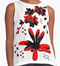 Wildflowers Contrast Tank