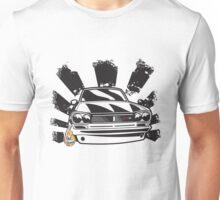 I Heart Old Skool: C10 Skyline Unisex T-Shirt