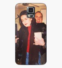 Mariska Hargitay & Chris Meloni SVU Case/Skin for Samsung Galaxy