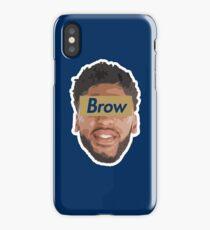 Brow 2 iPhone Case/Skin