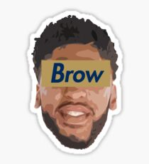 Brow 2 Sticker