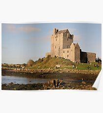 Dunguaire castle close up Poster