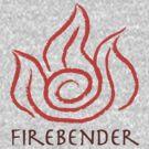 Firebender by Ashton Bancroft