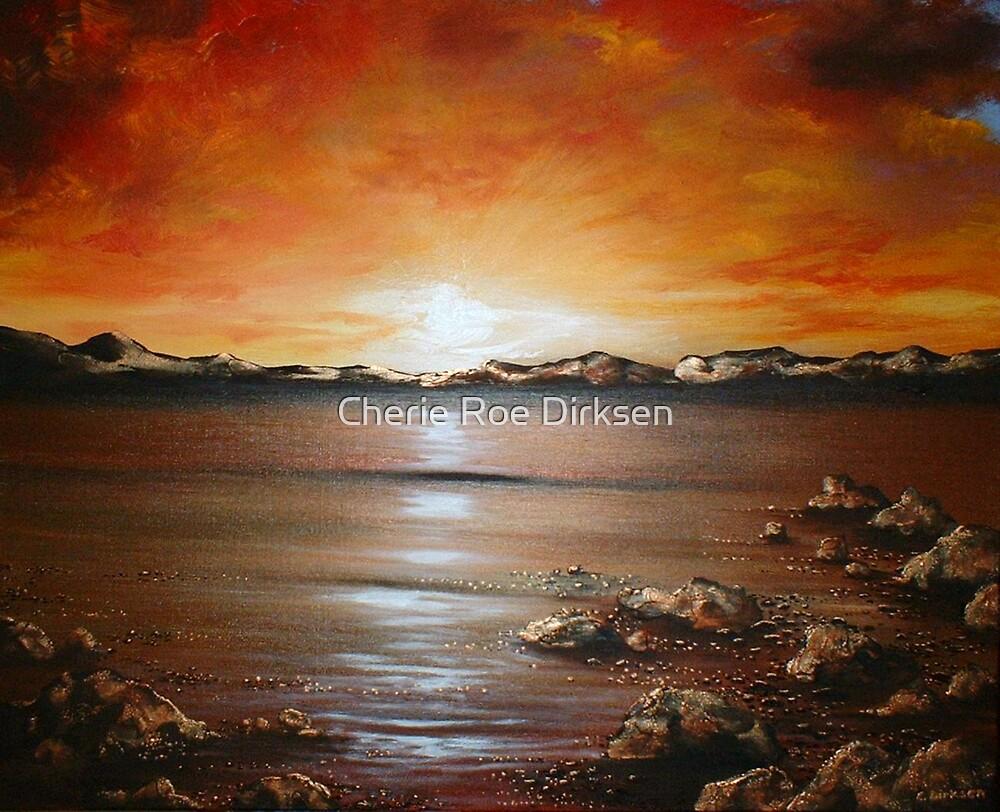 Red Skies by Cherie Roe Dirksen