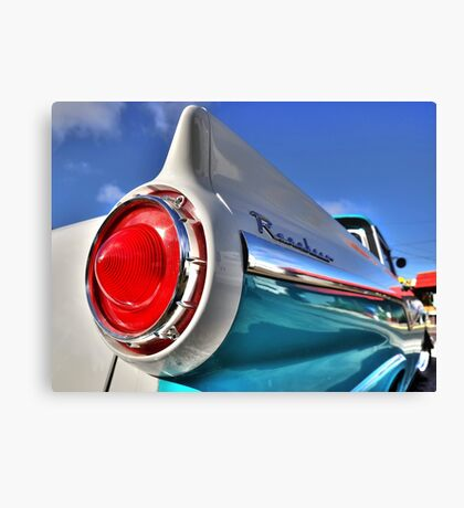 Ranchero Canvas Print