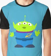 Camiseta gráfica Toy Story Alien