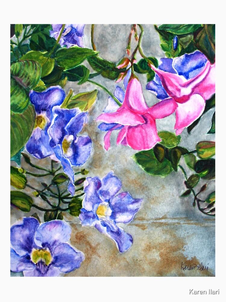 Wallflowers by karenilari