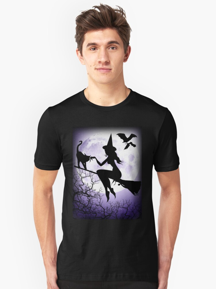 All Hallows Eve Tee Unisex T-Shirt Front