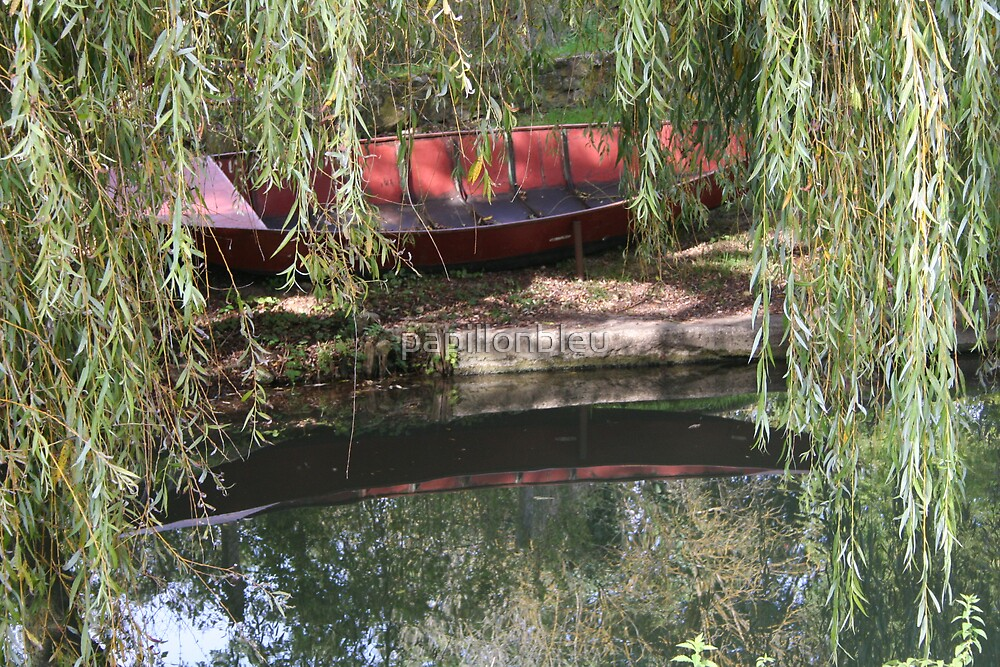 On the Riverbank by Pamela Jayne Smith