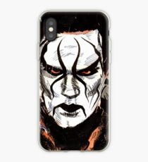 Rob S WWE Sting Painting iPhone Case