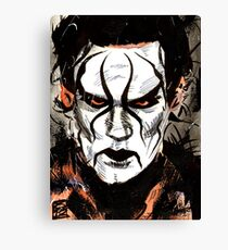 Rob S WWE Sting Painting Canvas Print