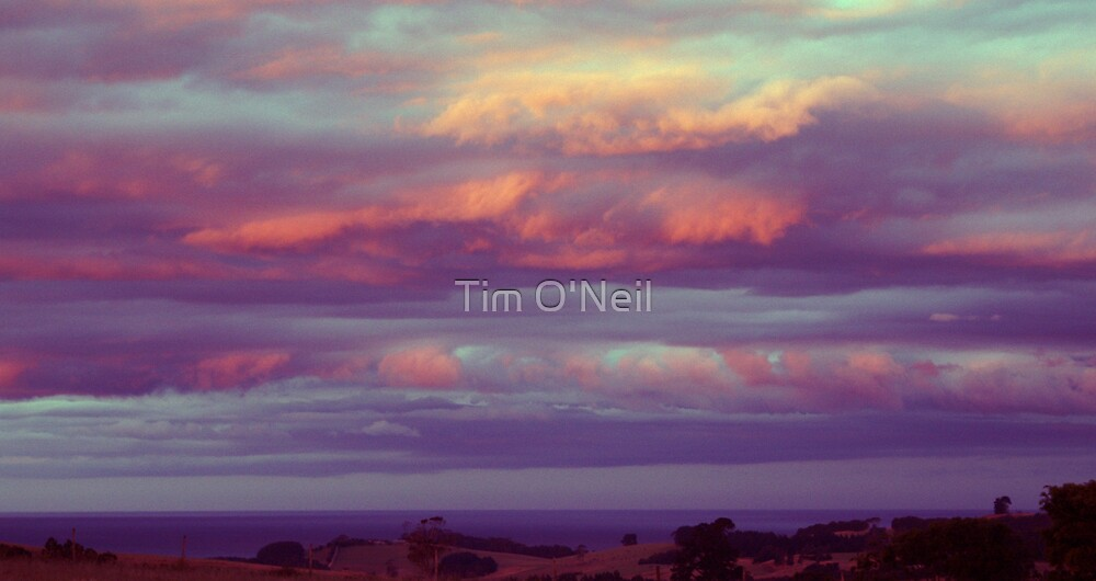 End of the Day by Tim O'Neil