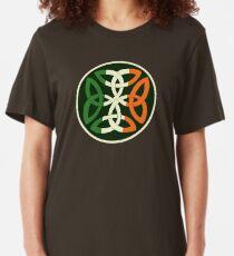 Camiseta ajustada Nudo irlandés