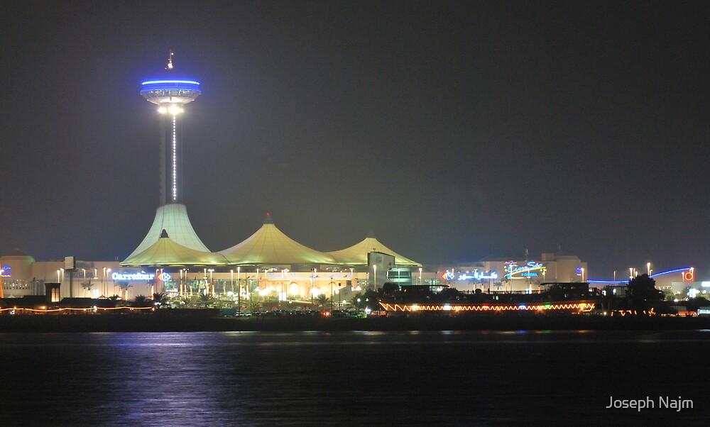Seaside mall by Joseph Najm