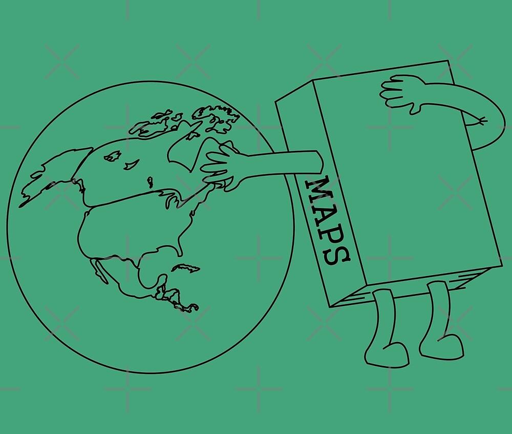 Atlas literally Shrugged by WhoIsJohnMalt