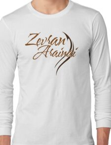 Zevran Arainai Long Sleeve T-Shirt