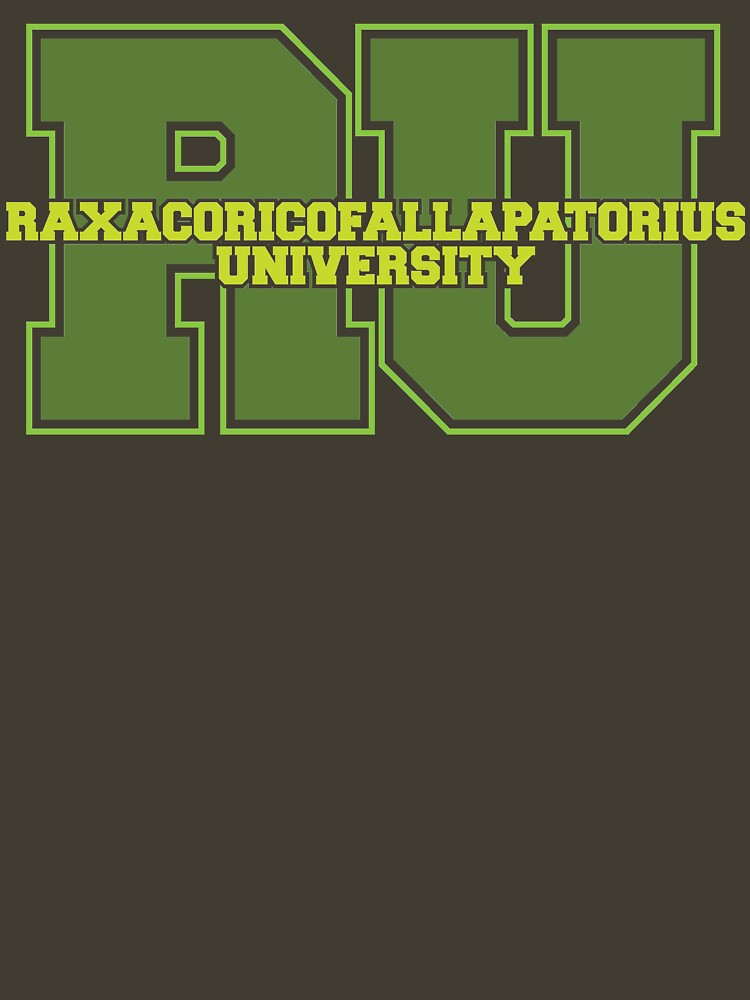 Raxacoricofallapatorius University by jeweldesigns