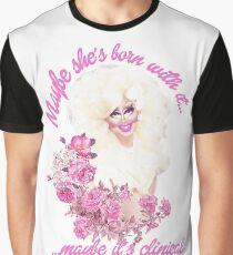 Trixie Mattel - Clinical Depression Graphic T-Shirt