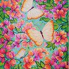 «Butterflies » de Sonia Koch