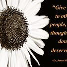 Give Love To Others Quote by KatsEye