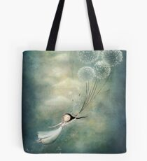 Away with the fairies  Tote Bag